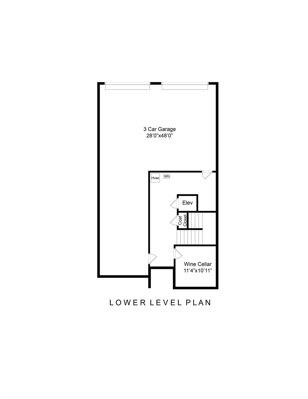 Lower Level  for 2915 Walworth Ave East End, OH 45226