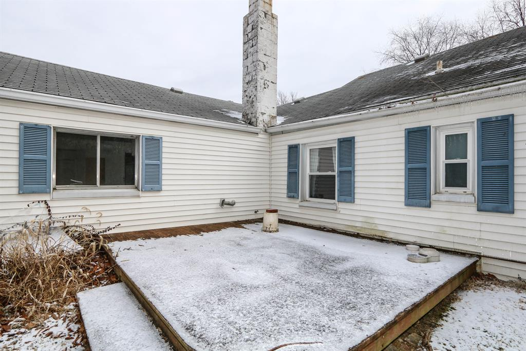 Deck for 10311 Kenwood Rd Blue Ash, OH 45242