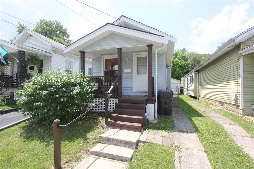 Exterior (Main) for 2433 Herman St Covington, KY 41014