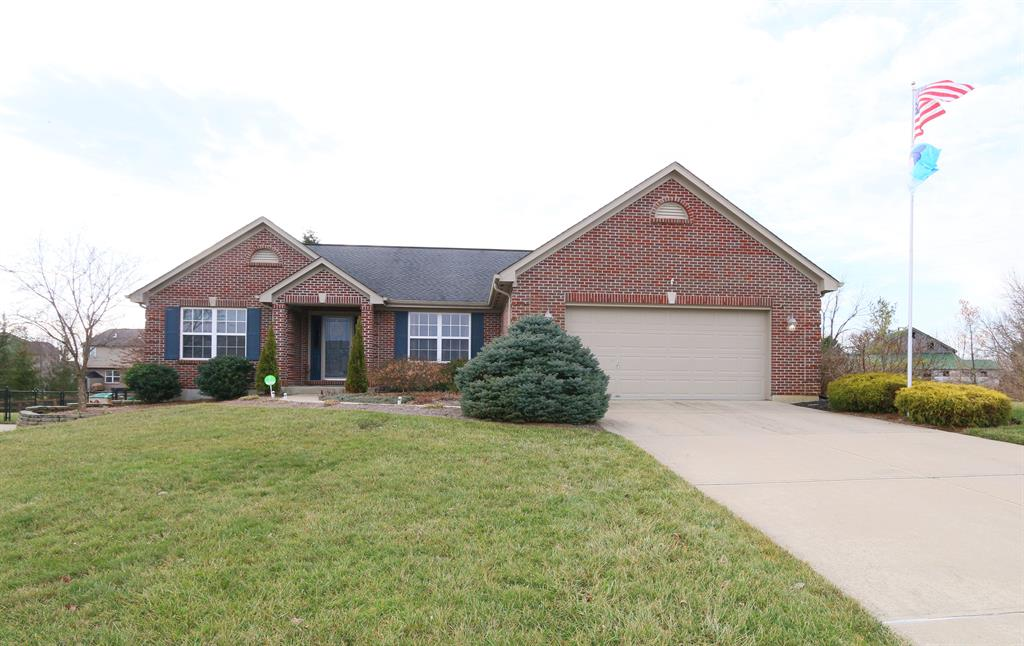 Exterior (Main) for 2851 Rolling Green Ct Burlington, KY 41005