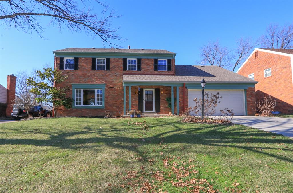 Exterior (Main) for 2043 Forestcrest Wy Anderson Twp., OH 45244