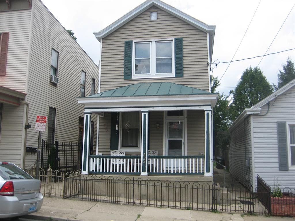 Exterior (Main) for 622 W 12th St Covington, KY 41011