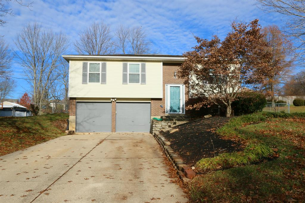 Exterior (Main) for 3096 Allens Fork Dr Burlington, KY 41005