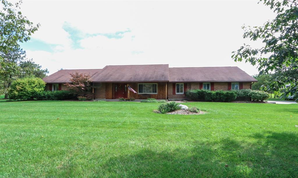 Exterior (Main) for 7772 Number Nine Rd Brookville, OH 45309