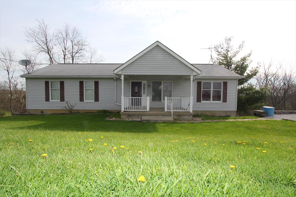 Exterior (Main) for 1852 Turner Ridge Rd Falmouth, KY 41040
