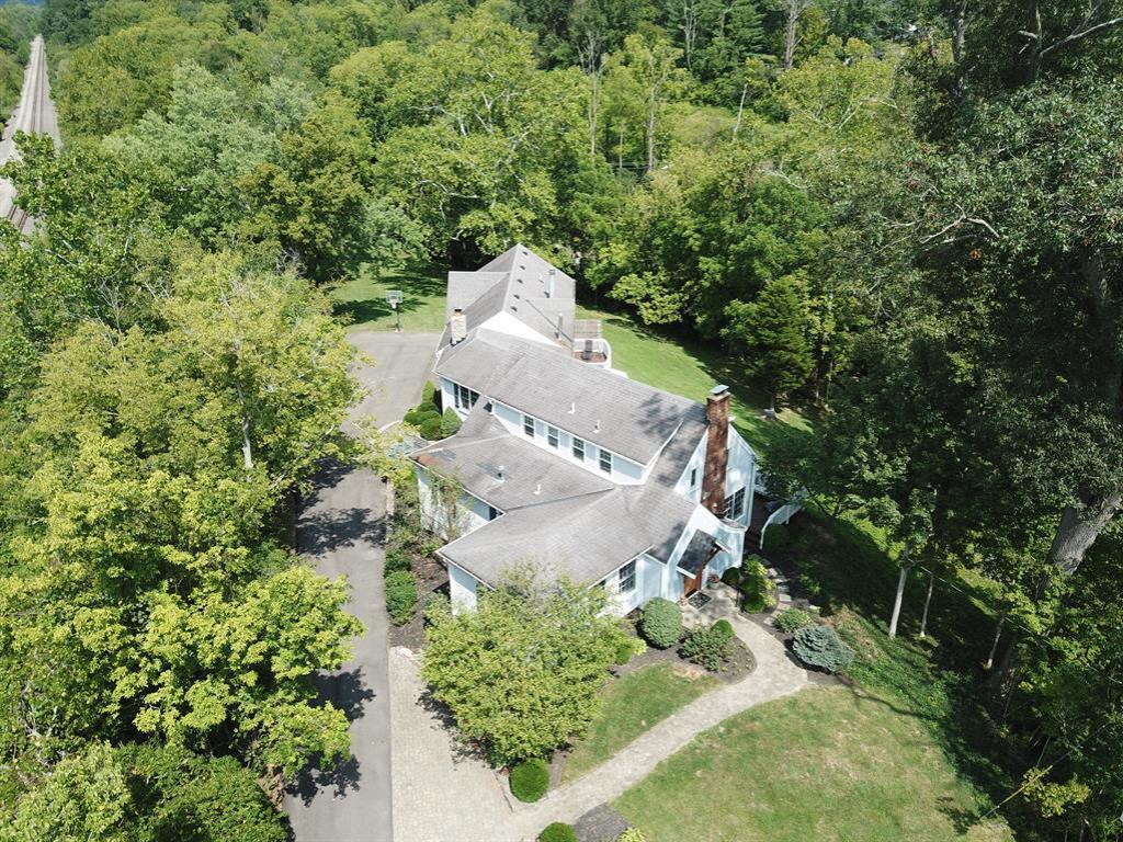 Aerial view for 8380 Camargo Rd Indian Hill, OH 45243