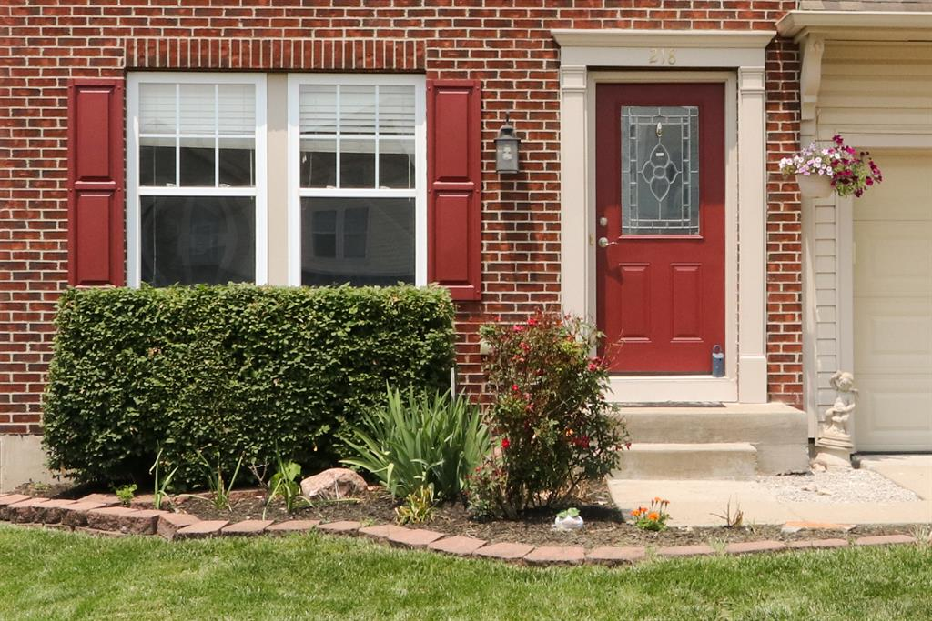 Entrance for 218 Lights Pointe Ct New Richmond, OH 45157