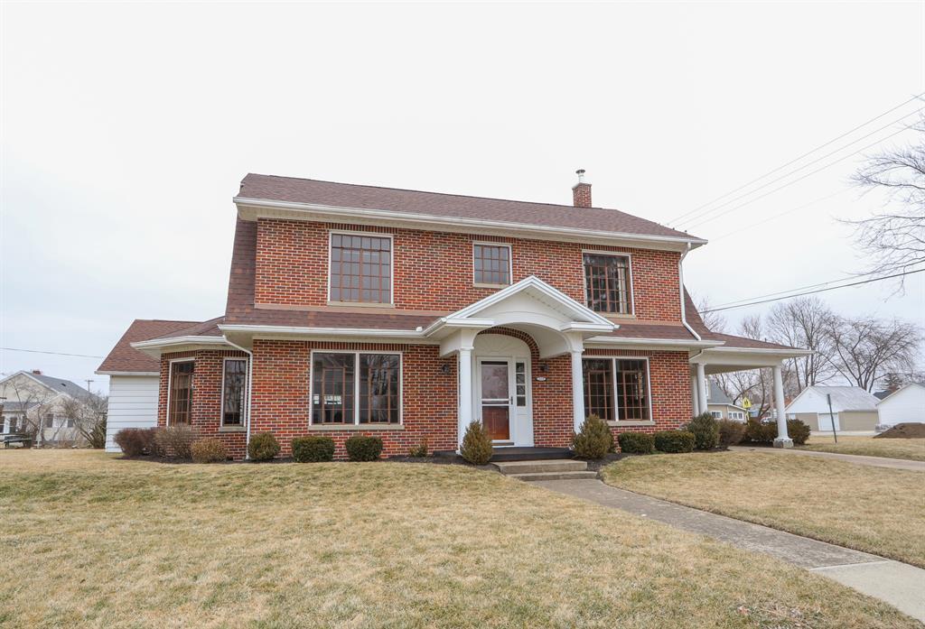 Exterior (Main) 2 for 328 E Walnut St Covington, OH 45318