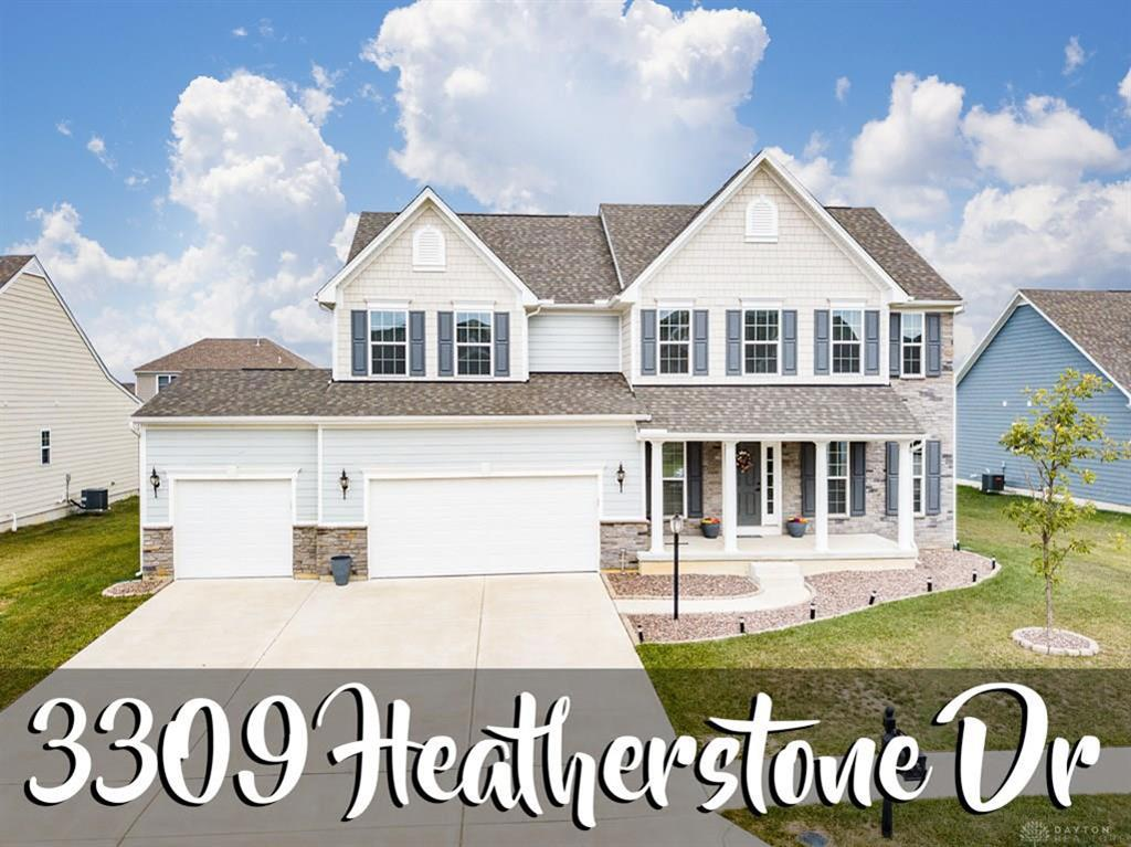 3309 Heatherstone Dr Troy, OH