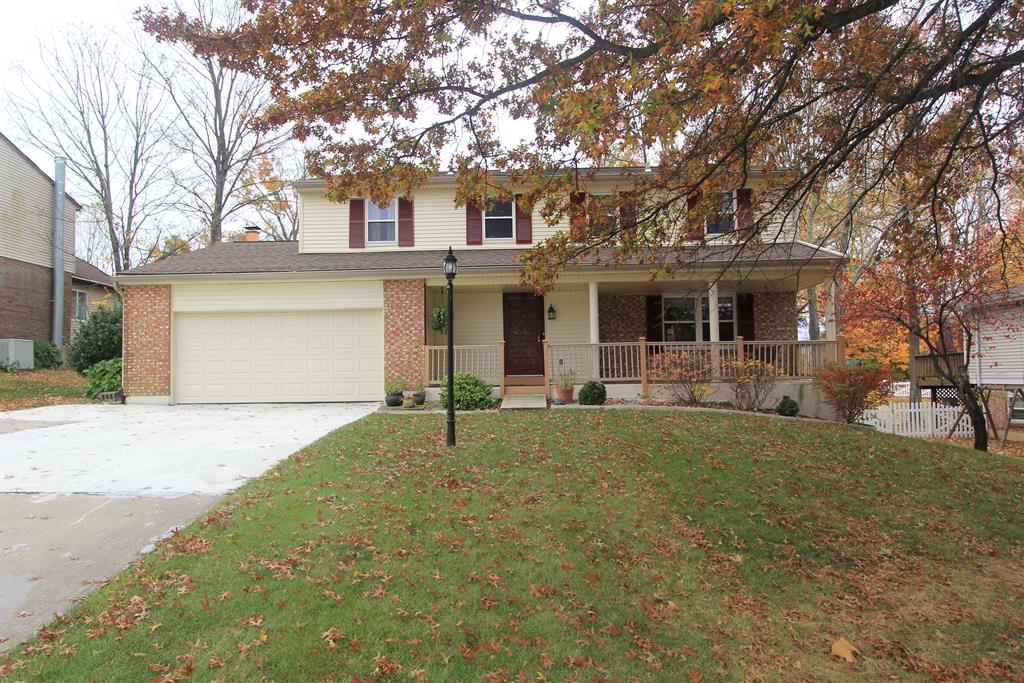 Exterior (Main) for 5063 Flintlock Dr Burlington, KY 41005