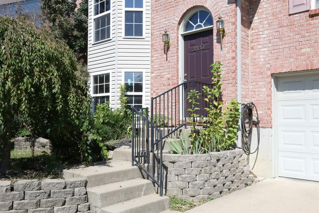 Entrance for 3330 Cedar Tree Erlanger, KY 41048