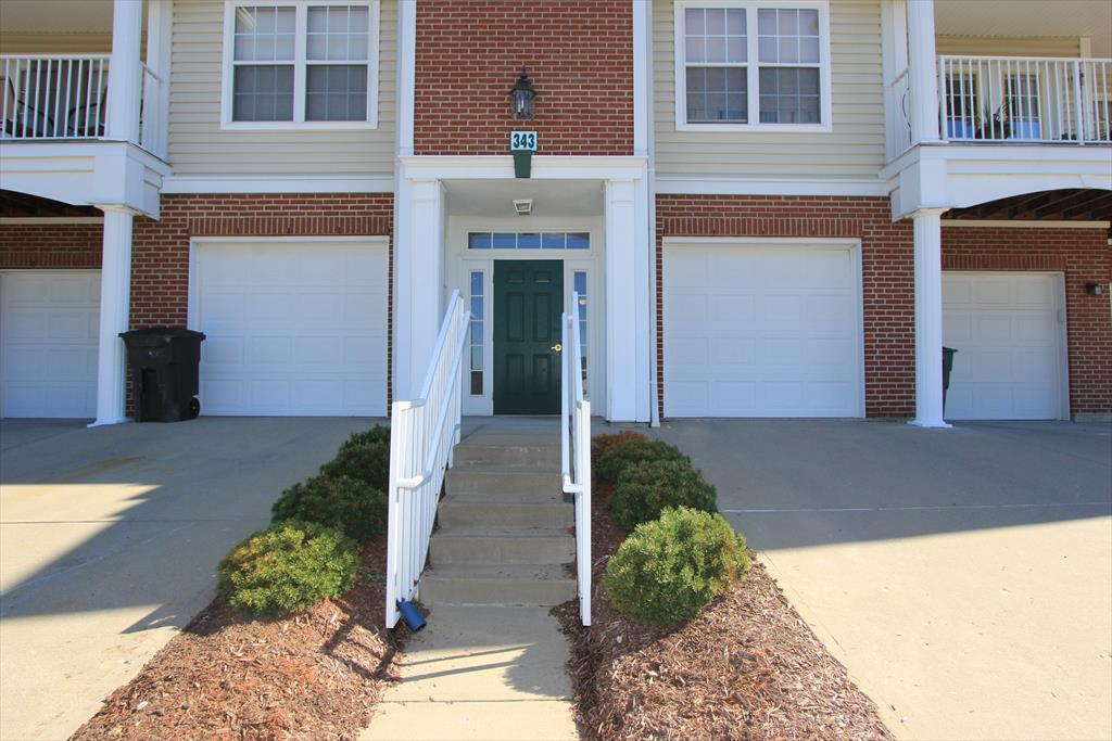 Entrance for 343 Maiden Ct Walton, KY 41094