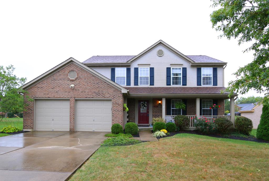 Exterior (Main) for 2647 Teaberry Ct Burlington, KY 41005