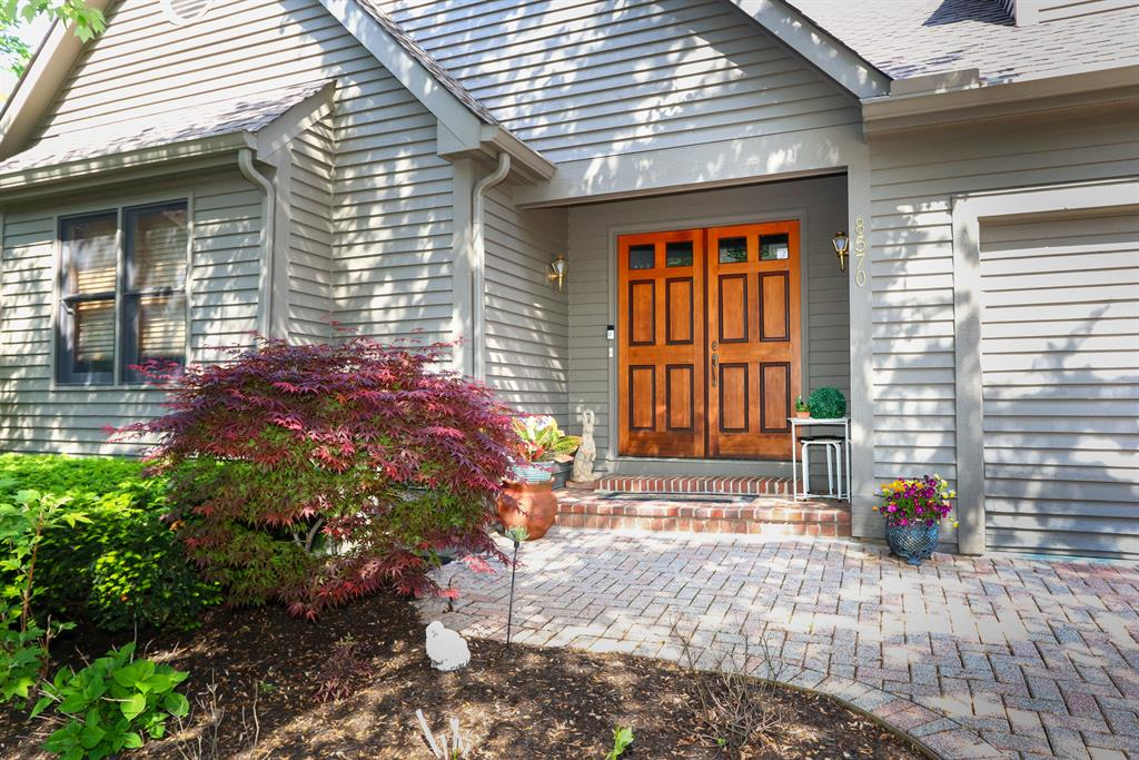 Entrance for 8570 New England Ct Kenwood, OH 45236