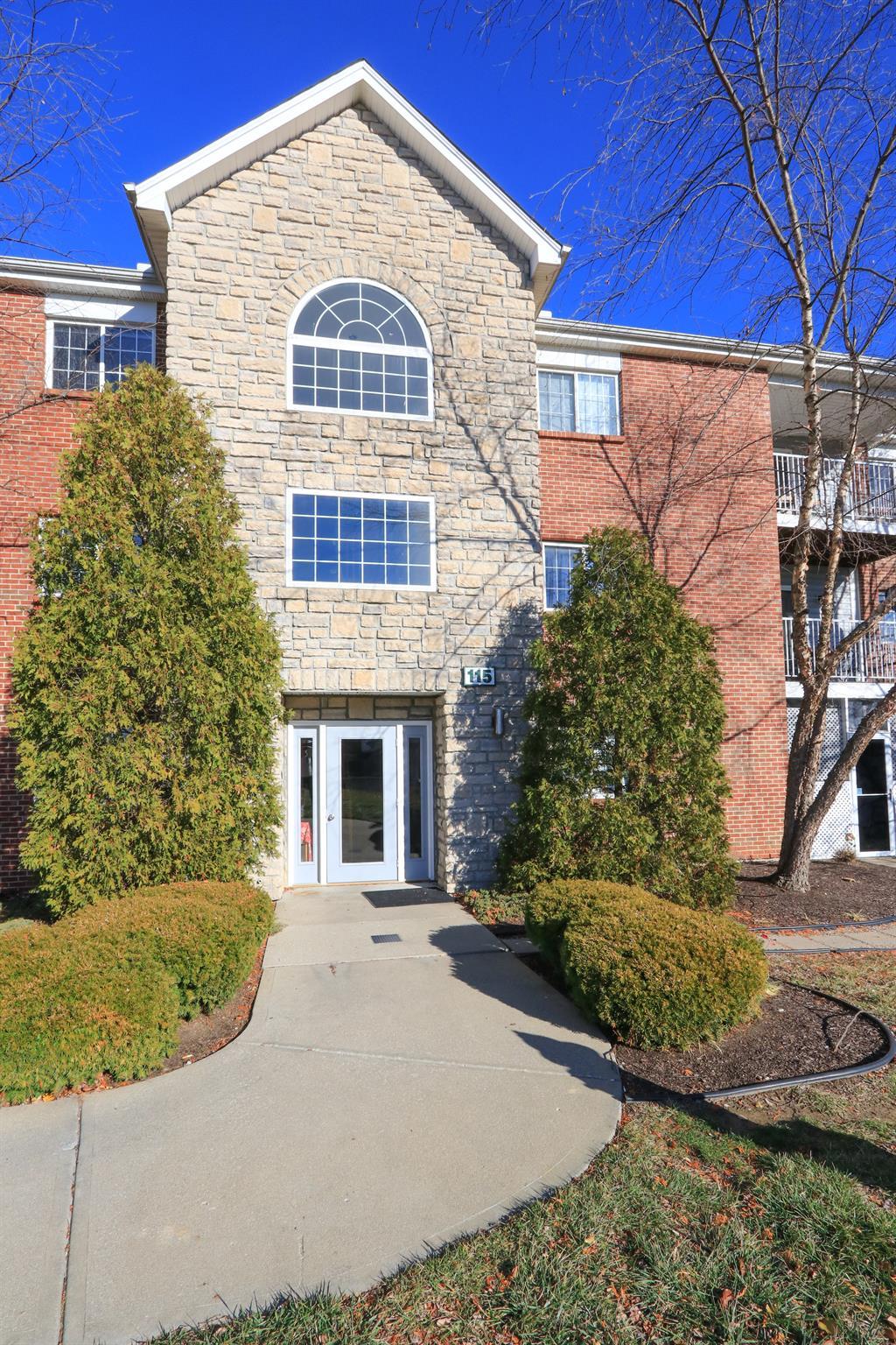 Entrance for 115 Springlake Dr, 5 Erlanger, KY 41018